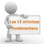 13 principes Fondamentaux